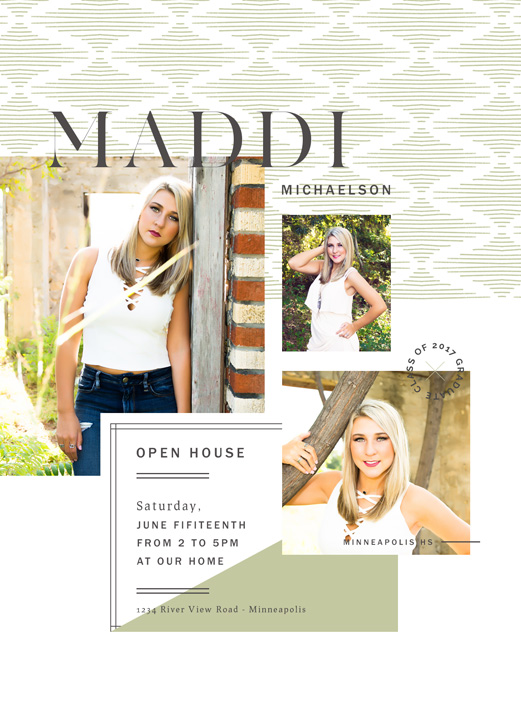 Click here to view senior card samples